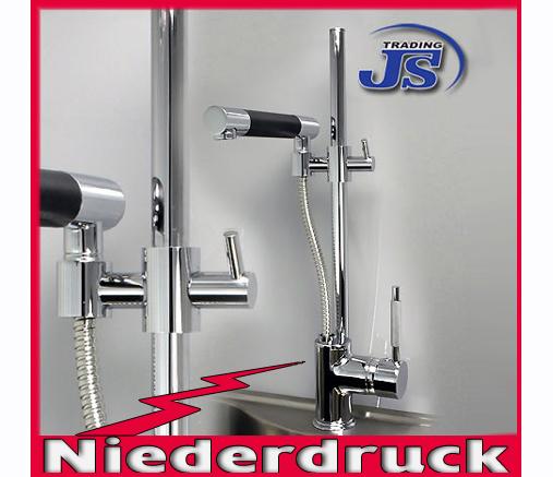 Niederdruck Küchen Design Spültisch Armatur Profi Küchenarmatur - JS ...