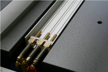 Gut gemocht Kunststoff Biege Maschine Acrylglas Plexiglas biegen HRK Wahlset IN63