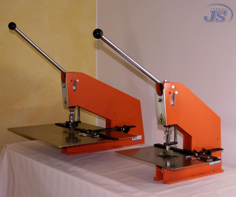 Handpresse Hp 7 Blech Lochstanze Ausklincker Trumpf System Werkzege